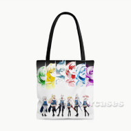 Undefeated Bahamut Chronicle Custom Personalized Tote Bag Polyester with Small Medium Large Size