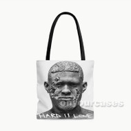 Usher Hard II Love Custom Personalized Tote Bag Polyester with Small Medium Large Size