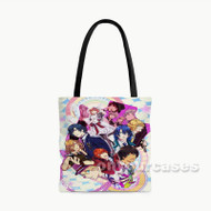 Utano Princes Sama Legend Star Custom Personalized Tote Bag Polyester with Small Medium Large Size
