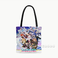 Utano Princesama Legend Star Custom Personalized Tote Bag Polyester with Small Medium Large Size