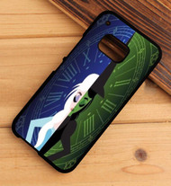 Elsa and Elphaba HTC One X M7 M8 M9 Case
