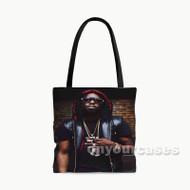 Young Thug Custom Personalized Tote Bag Polyester with Small Medium Large Size