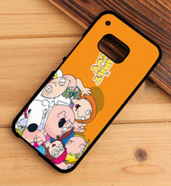 Family Guy PSP HTC One X M7 M8 M9 Case