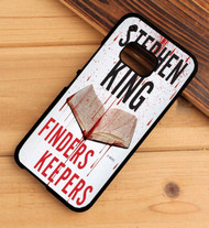 finders keepers stephen king HTC One X M7 M8 M9 Case