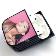 Ariana Grande Custom Air Pods Case Cover for Gen 1, Gen 2, Pro
