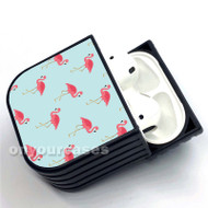 flamingo Custom Air Pods Case Cover for Gen 1, Gen 2, Pro