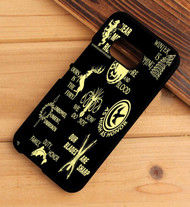 Game of Thrones House cvollage HTC One X M7 M8 M9 Case