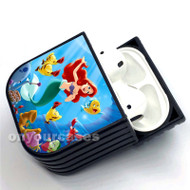 little mermaid Custom Air Pods Case Cover for Gen 1, Gen 2, Pro