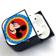 Mickey Mouse Custom Air Pods Case Cover for Gen 1, Gen 2, Pro