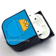Adventure Time Jake Custom Air Pods Case Cover for Gen 1, Gen 2, Pro