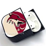 Arizona Coyotes NHL Custom Air Pods Case Cover for Gen 1, Gen 2, Pro
