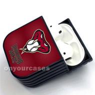 Arizona Diamondbacks MLB Custom Air Pods Case Cover for Gen 1, Gen 2, Pro