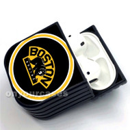 Boston Bruins NHL Custom Air Pods Case Cover for Gen 1, Gen 2, Pro