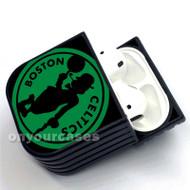 Boston Celtics NBA Custom Air Pods Case Cover for Gen 1, Gen 2, Pro