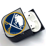 Buffalo Sabres NHL Custom Air Pods Case Cover for Gen 1, Gen 2, Pro