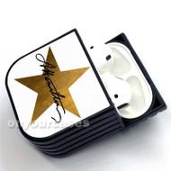 Hamilton Star Custom Air Pods Case Cover for Gen 1, Gen 2, Pro