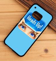 Heads Up! HTC One X M7 M8 M9 Case