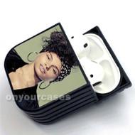 Alicia Keys Custom Air Pods Case Cover for Gen 1, Gen 2, Pro