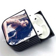 Amy Winehouse Custom Air Pods Case Cover for Gen 1, Gen 2, Pro