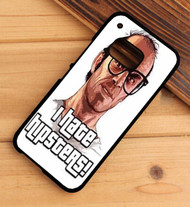 Hipster Trevor gta iv HTC One X M7 M8 M9 Case