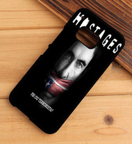 hostages tv show HTC One X M7 M8 M9 Case