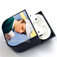 Mac Demarco 3 Custom Air Pods Case Cover for Gen 1, Gen 2, Pro
