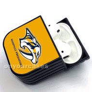 Nashville Predators Custom Air Pods Case Cover for Gen 1, Gen 2, Pro