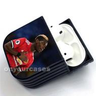 Paul Pogba Custom Air Pods Case Cover for Gen 1, Gen 2, Pro