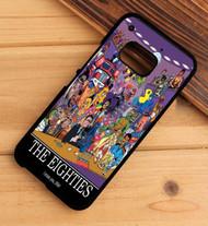 I Miss The 80s HTC One X M7 M8 M9 Case