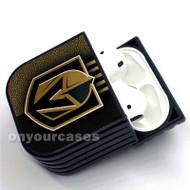 Vegas Golden Knights Custom Air Pods Case Cover for Gen 1, Gen 2, Pro