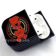 ACDC High Voltage Custom Air Pods Case Cover for Gen 1, Gen 2, Pro