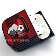 AFC Bournemouth Custom Air Pods Case Cover for Gen 1, Gen 2, Pro