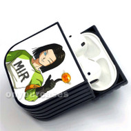Android 17 Dragon Ball Custom Air Pods Case Cover for Gen 1, Gen 2, Pro