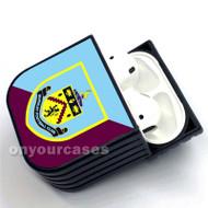 Burnley FC Custom Air Pods Case Cover for Gen 1, Gen 2, Pro