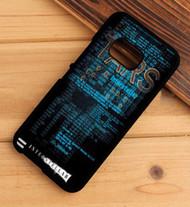 Interstellar TARS HTC One X M7 M8 M9 Case