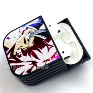 Goku Jiren Face DBS Custom Air Pods Case Cover for Gen 1, Gen 2, Pro