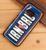 Irn Bru HTC One X M7 M8 M9 Case