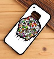 Jack Skellington HTC One X M7 M8 M9 Case