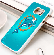 Miami Dolphins 1 Samsung Galaxy S3 S4 S5 S6 S7 case / cases