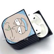 Rick Face Custom Air Pods Case Cover for Gen 1, Gen 2, Pro