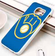 Milwaukee Brewers Samsung Galaxy S3 S4 S5 S6 S7 case / cases