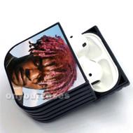 A AP Rocky Lil Uzi Vert Custom Air Pods Case Cover for Gen 1, Gen 2, Pro