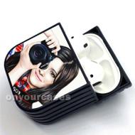 Camila Cabello 2 2 Custom Air Pods Case Cover for Gen 1, Gen 2, Pro