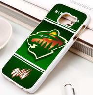Minnesota Wild Samsung Galaxy S3 S4 S5 S6 S7 case / cases
