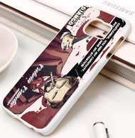 Monsieur Candie from Django Unchained Samsung Galaxy S3 S4 S5 S6 S7 case / cases