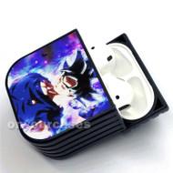 Goku Ultra Instinct Dragon Ball Super Custom Air Pods Case Cover for Gen 1, Gen 2, Pro