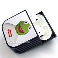 Kermit Supreme Custom Air Pods Case Cover for Gen 1, Gen 2, Pro