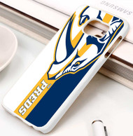 Nashville Predators 2 Samsung Galaxy S3 S4 S5 S6 S7 case / cases