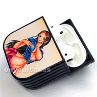 Nico Robin Sexy One Piece Custom Air Pods Case Cover for Gen 1, Gen 2, Pro