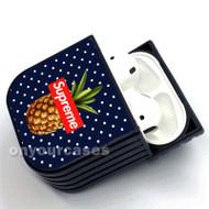Pineapple Supreme Custom Air Pods Case Cover for Gen 1, Gen 2, Pro